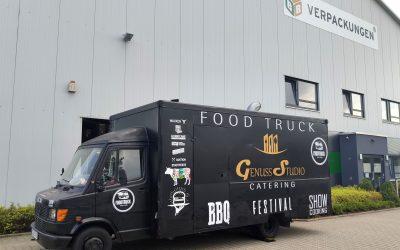 Besuch vom Food Truck