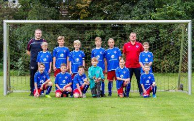 Wir sind Sponsor für den Jugendfussballverein TV Oyten!